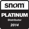 snom platinum logo