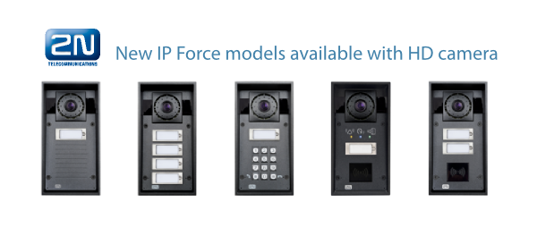 2N Helios IP Force with HD Camera