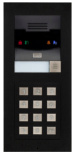 2N IP Verso in black with keypad