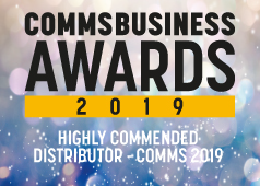 Comms Business Awards - Highly Commended