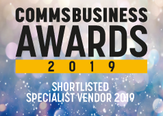 Comms Business Awards 2019 finalist