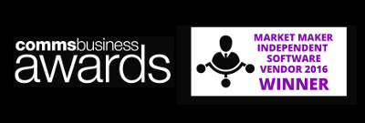 Comms Business Independant Software Vendor 2016 - WINNER