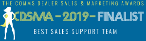 CDSMA Best Sales Support 2019