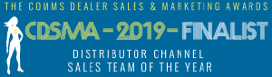 CDSMA Sales Team of the Year 2019