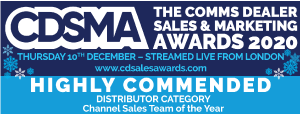 CDSMA Sales Team of the Year