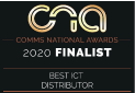 Comms National Awards Finalist 2020