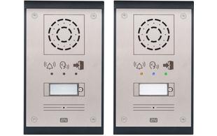 ip intercom with visual signals