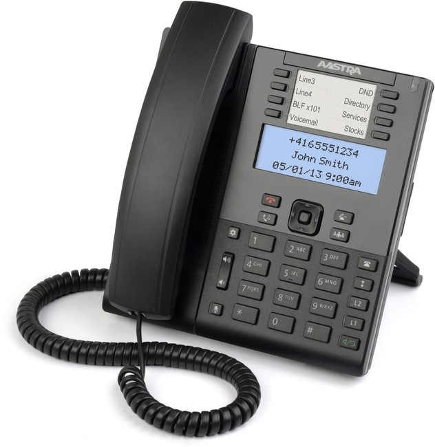 Mitel 6865 SIP Desktop Phone