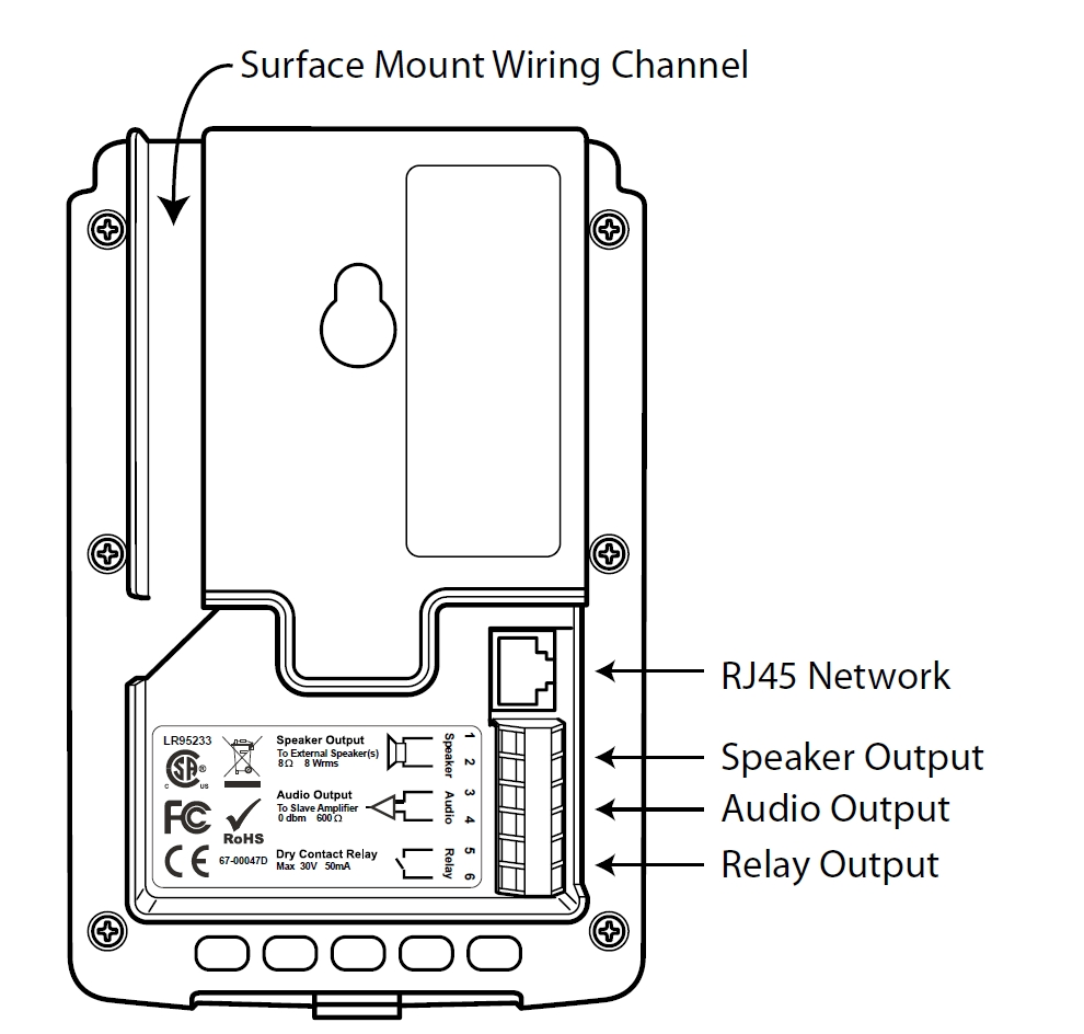 Index Of Products Algo Algo8180 Surface Wiring Channel