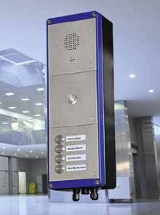 SIP Door station IP65 video