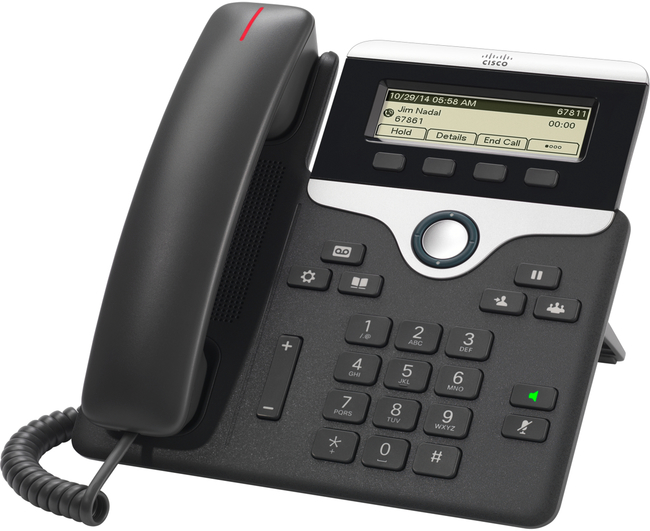 Cisco 7811 Mulitplatform Sip Phone Provu Communications
