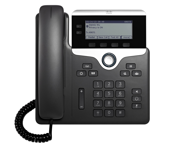 cisco 7821 mulitplatform sip phone