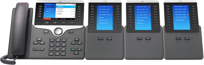 Cisco 8800 Key Expansion Module | ProVu Communications