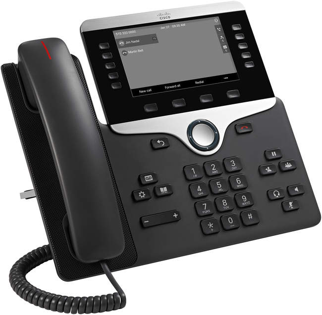 Cisco 8811 Mulitplatform Sip Phone Provu Communications