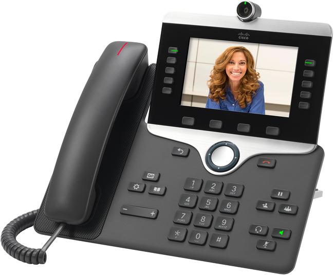 how to configure ip phone on cisco switch