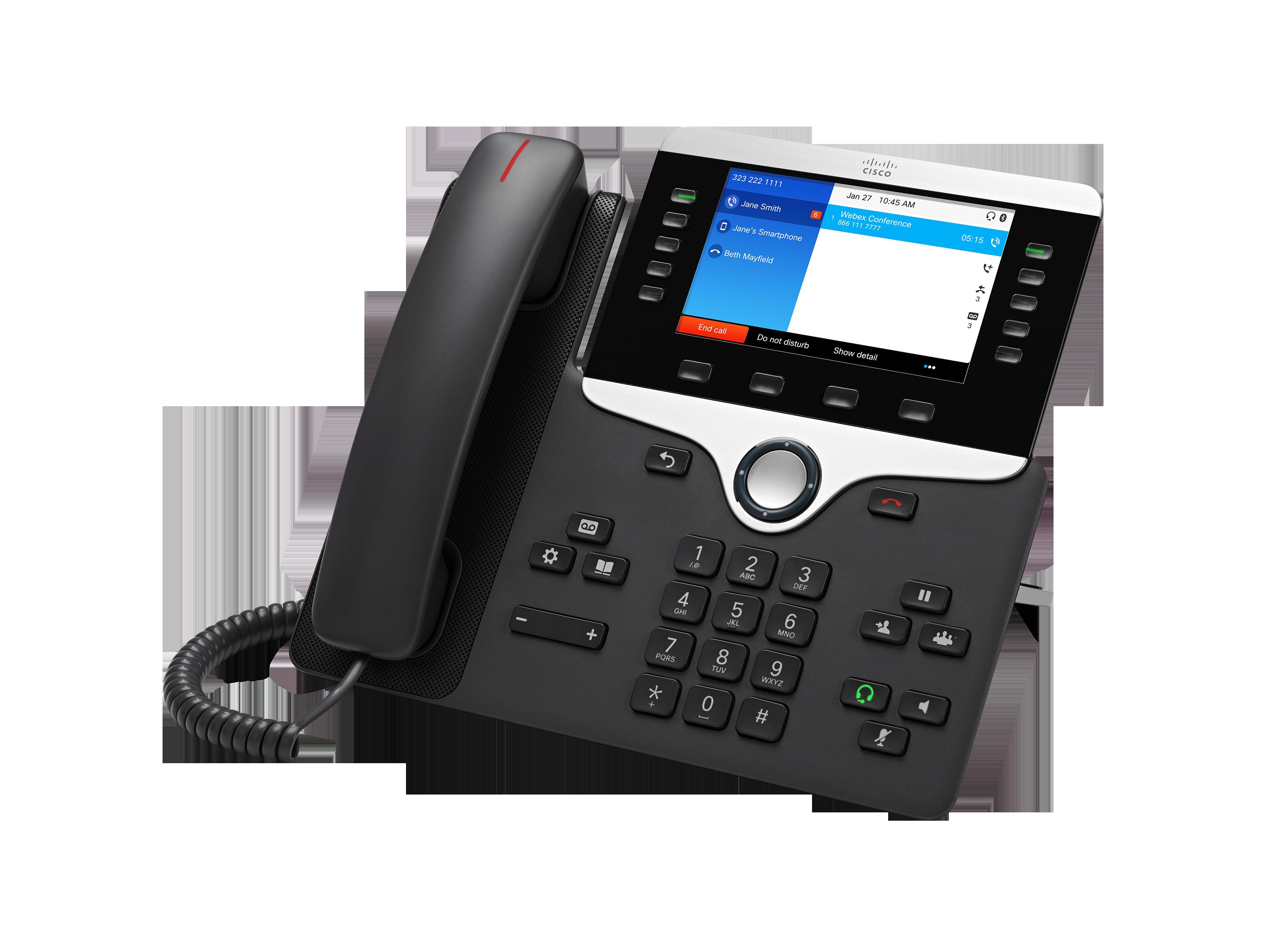 Cisco 8851 Mulitplatform SIP Phone | ProVu Communications