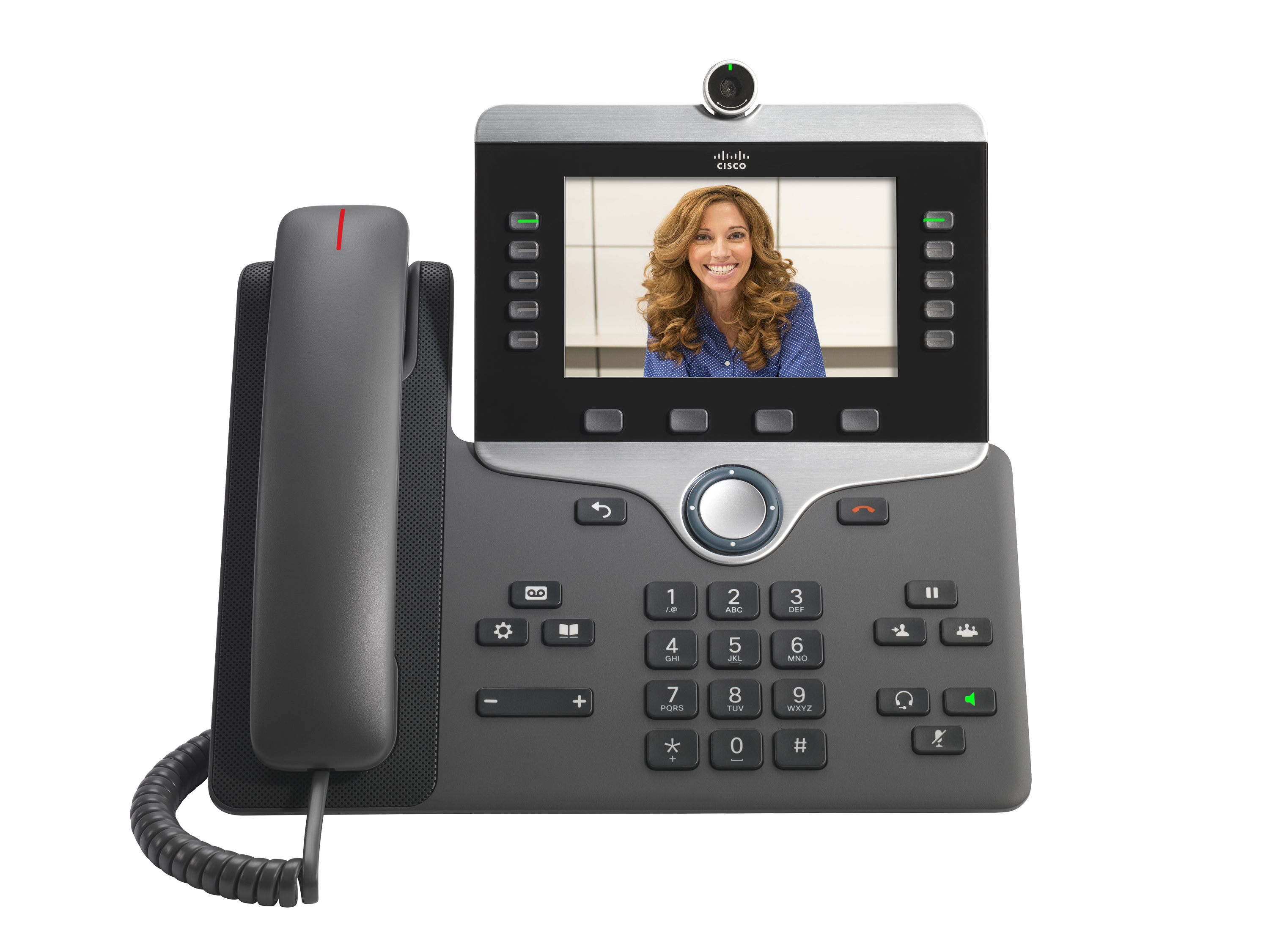 Cisco 8865 Mulitplatform SIP Video Phone | ProVu Communications