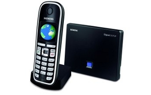 Gigaset C475 IP DECT Phone and Base Station