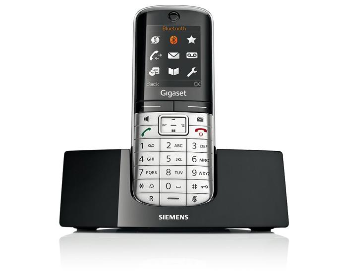 Gigaset Sl400h Handset Gigaset Ip Pro Provu Communications