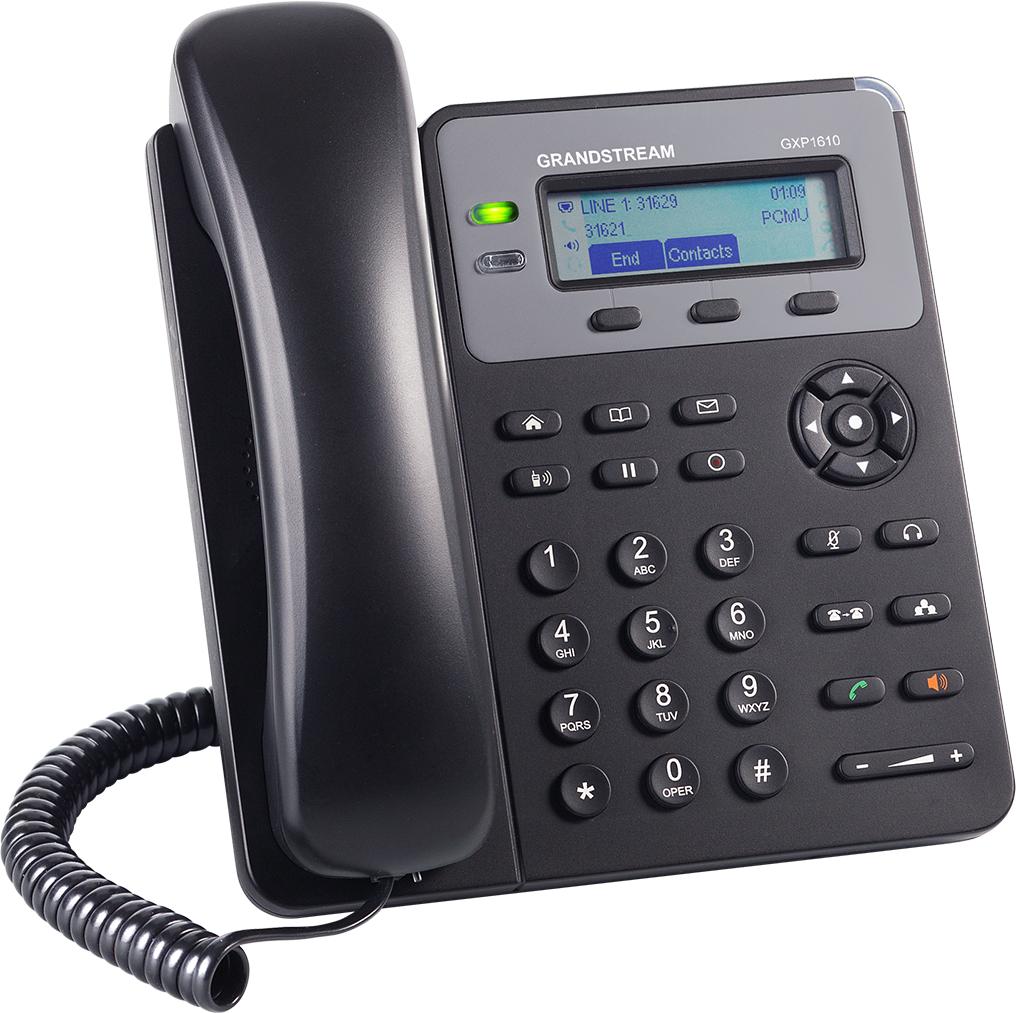 Grandstream Gxp1610 Small Business Ip Phone Provu