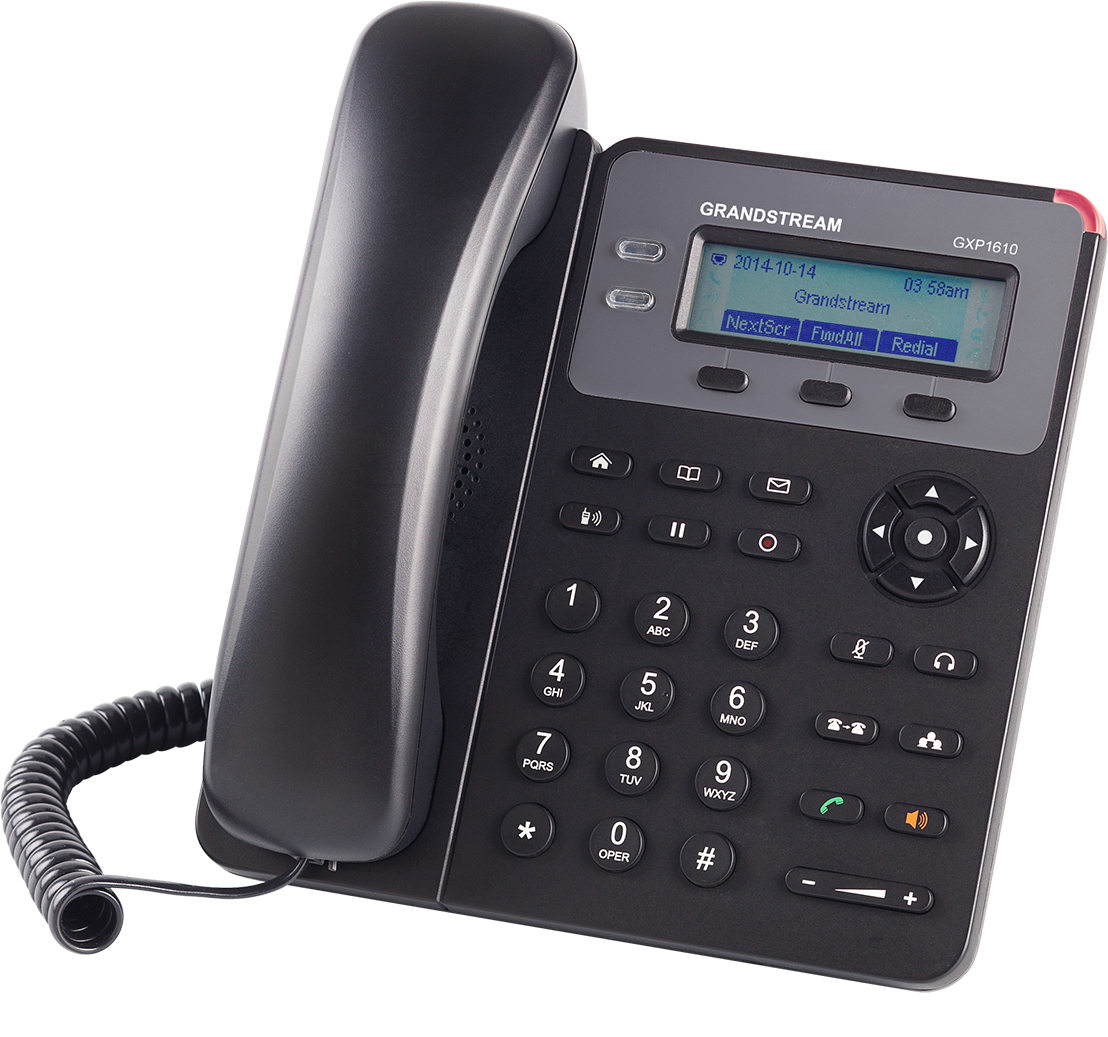 Grandstream Gxp1610 Small Business Ip Phone Provu