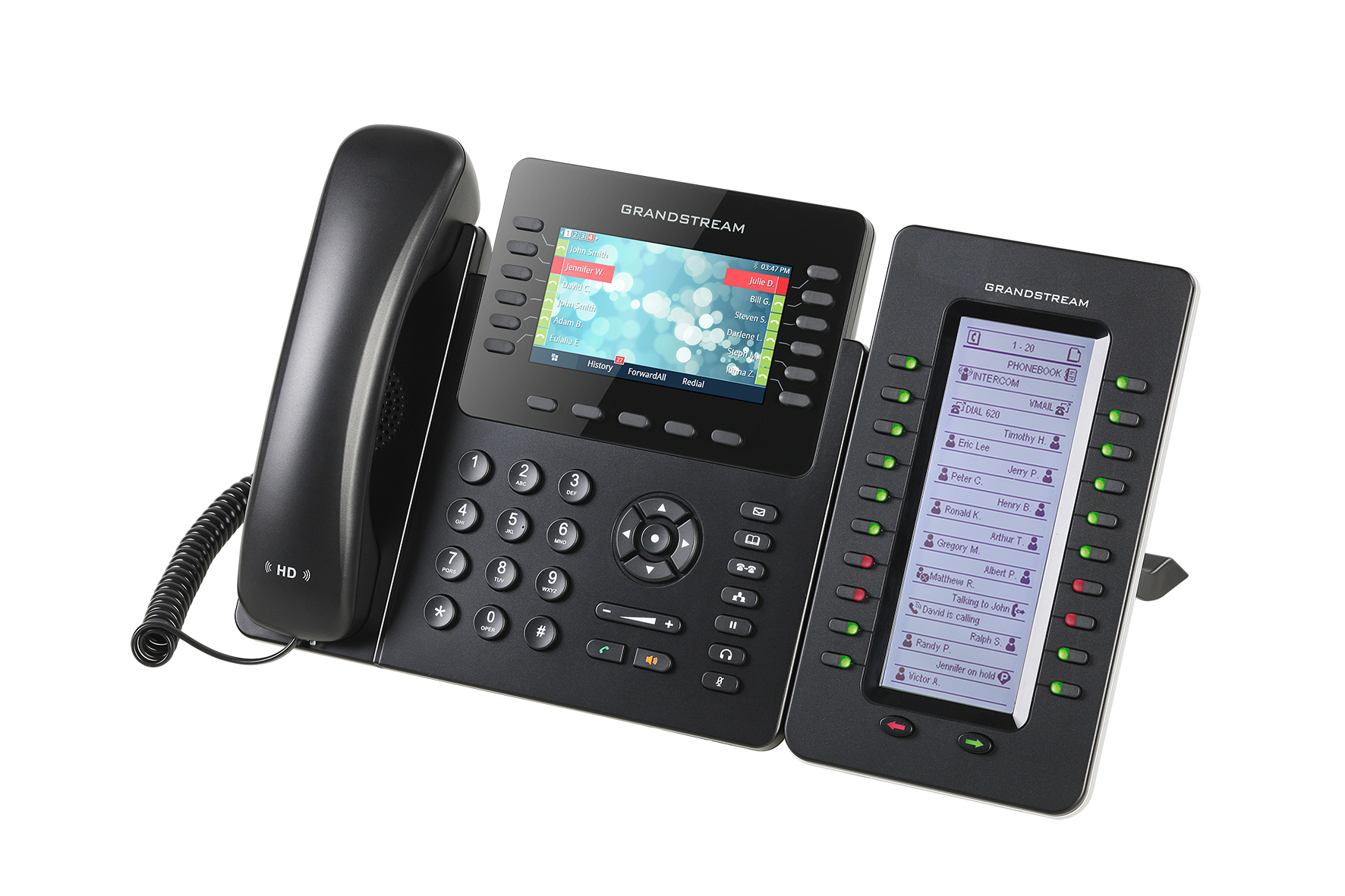 Grandstream Gxp2170 Small Business Ip Phone Provu