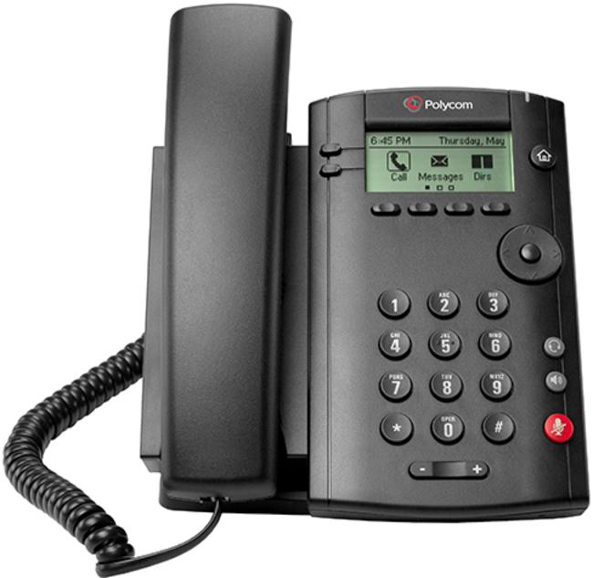 Polycom Vvx 101 Vvx 101 Single Line Ip Phone Provu