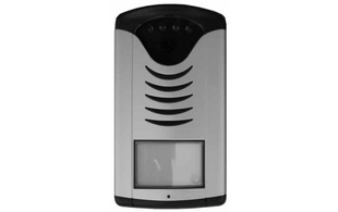 ProTalk IP door entry phone with one button and a camera
