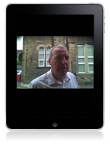 Viweing video on the iPad using Vippie