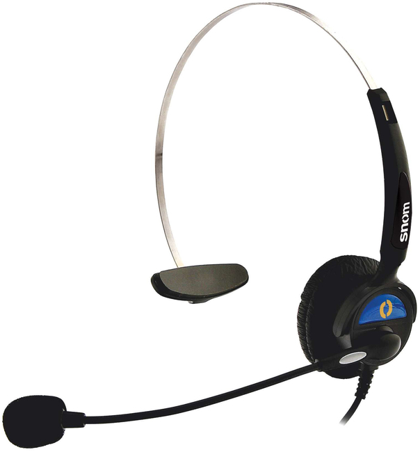 Official Snom Headsets For 3 And 7 Series Snom Phones