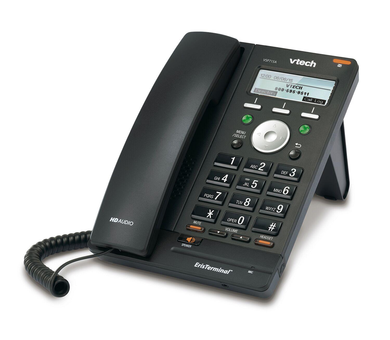 Vtech Vsp715a Sip Deskphone