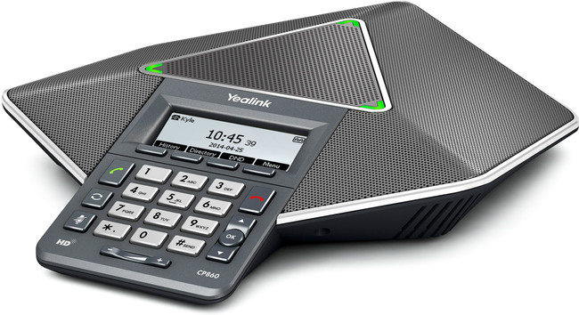 Yealink CP860 IP Conference Phone   ProVu Communications