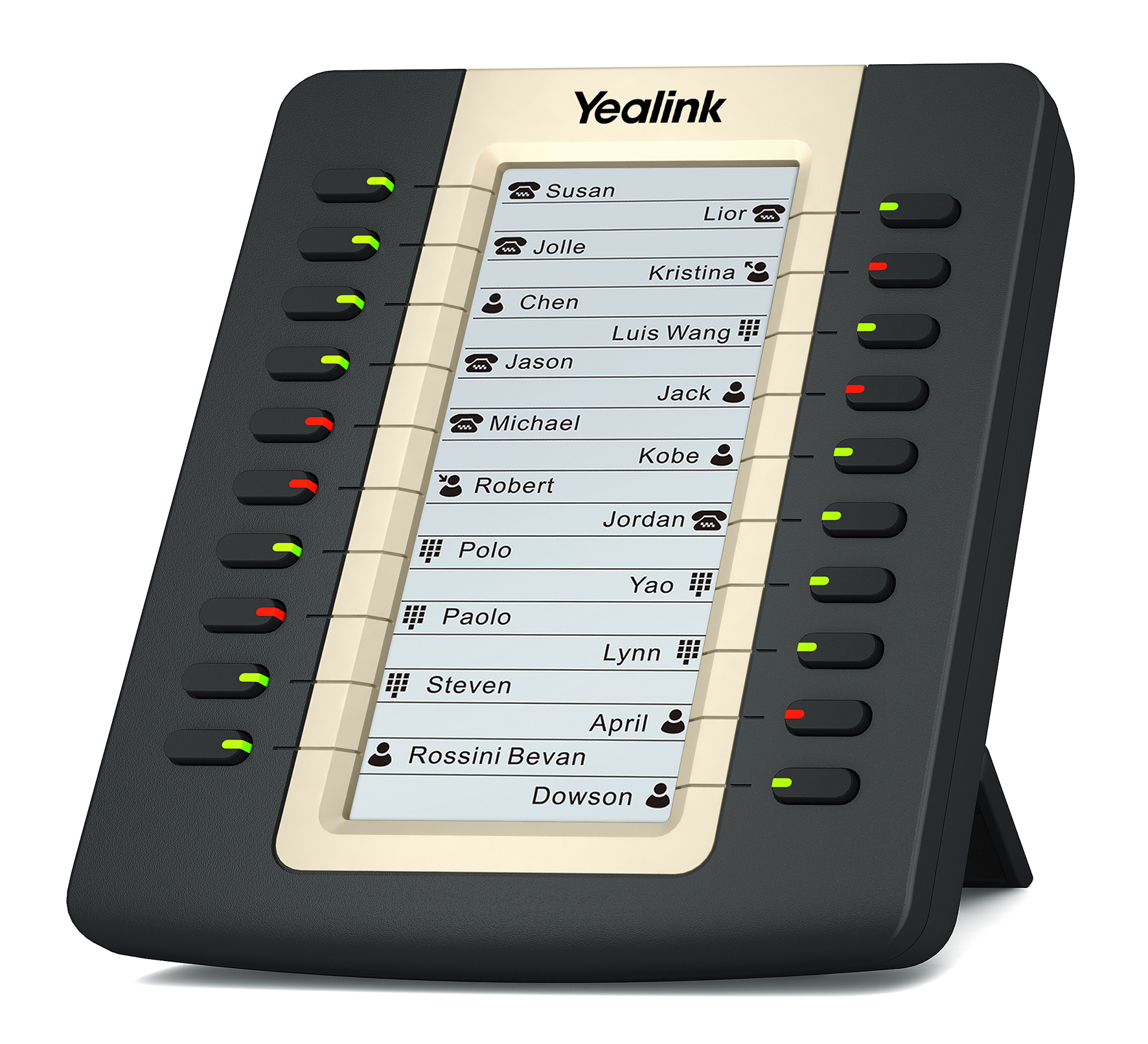 Yealink Exp20 Expansion Module For T27p And T29g Provu