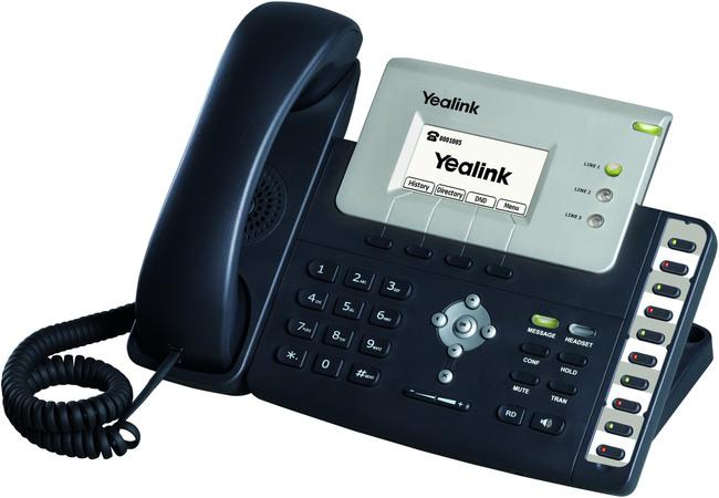 Yealink T26pn Executive Business Level Ip Phone Provu